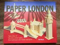 Paper London book - good gift idea