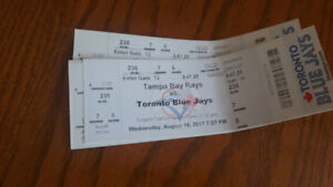 2 blue jays tickets for sale