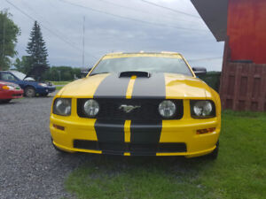 2006 Ford Mustang gt super look