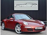 2008 Porsche 911 ( 997 ) 3.6 Carrera 4 Manual * Sports Seats / Exhaust / Shifter