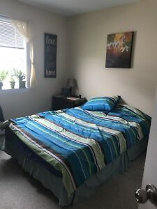 Clean furnished  one bedroom