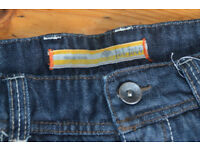 Boys Jeans, Age 12 years, by Fat Face, Not worn