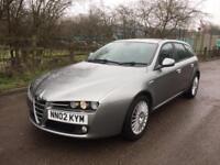 Alfa Romeo 159 Sportwagon 1.9 JTDM 16v Lusso 5dr HPI CLEAR+6 MONTHS WARRANTY