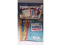 Where's Wally? The Solid Gold Collection 5 Books New
