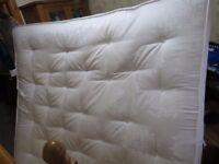 3000 Pocket sprung - Damask - super king size mattress