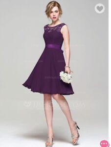 Beautiful Lace Dress - Size 16