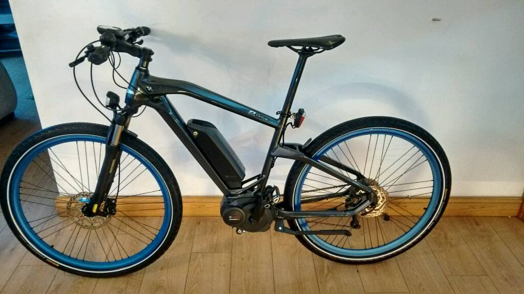 Bmw Cruise E Bike Limited Edition I8 Protonic Dark