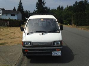 1992 Daihatsu Hijet Mini Pickup Truck