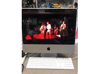 iMac Intel Dual Core @ 2Ghz, 4GB RAM, 750GB HDD - EL Capitan OSX Ex CON £169