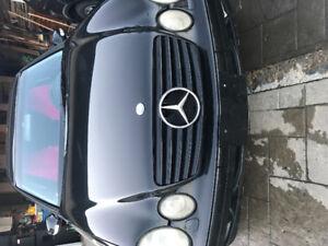 2001 Mercedes-Benz CLK-Class Coupe (2 door)