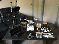 DJI Phantom 2 drone with GoPro hero 3