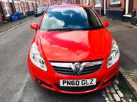 Vauxhall Corsa, lady owner 1.0 (a/c) bluetooth,