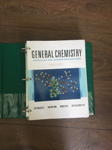 11th Edition Petrucci General Chemistry Textbook