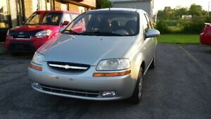 2005 Chevrolet Aveo hatch back deal !