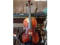 Fine Wladek Stopka Viola 16.5 inch - Amazing tone