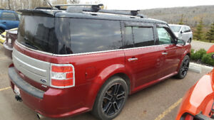 2013 Ford Flex LIMITED TITANIUM AWD 3.5 ECOBOOST SUV, Crossover