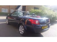 RENAULT# AUTOMATIC # CONVERTIBLE # PRIVILEGE # 2 OWNERS# CREAM LEATHER INTERIOR