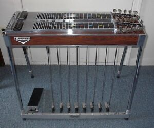 Wanted: PEDAL STEEL