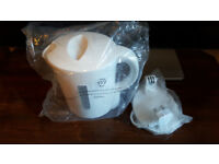 White Cordless Electric Kettle - 1.7 Litre. Brand new.