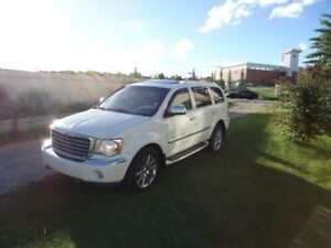 2009 Chrysler Aspen LIMITED 5.7L V8 HEMI ENGINE SUV, Crossover