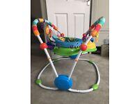 Baby jumperoo, seats & swings