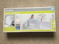 Lindam easy fit bed guard new in box (Argos price £25.99) bargain at £10