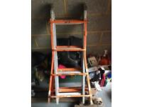 Ladders - sectional - extending