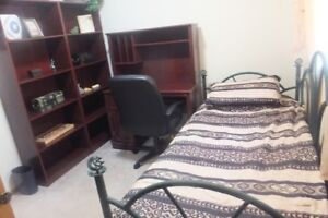 Fully Furnished Room in Copperridge Available mid October