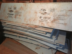 sold  Insulation  panels