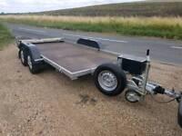 14 ft car trailer