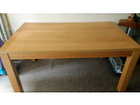 *** Dining table *** For sale *** Excellent Quality *** Buyer Collects *** Bournemouth area