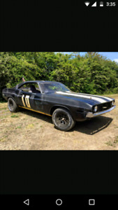 Wanted : Second Gen Challenger project