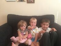 Live in nanny Required for 3 kids (1,3,5)