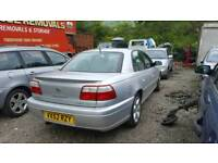 Vauxhall omega breaking all parts too of the range