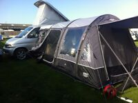 Vango Airbeam Sepera ll Driveaway Awning - Excellent Condition