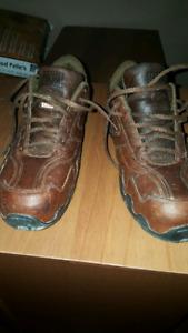 Dakota Steel Toe Shoes