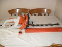 Stihl HSE42 Hedge trimmer