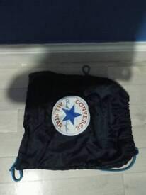 Converse All Star Navy Blue Gym Sack
