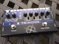 Radial Trimode overdrive / distortion pedal