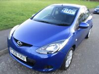2008 Mazda 2 TS2 5dr Hatchback Petrol Manual like Corsa Fiesta Polo Clio