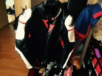 Dainese full suit