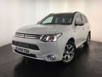 2014 MITSUBISHI OUTLANDER GX 4H PHEV AUTO1 OWNER SERVICE HISTORY FINANCE PX