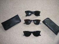 Original Ray-Ban 'Wayfarer' sunglasses