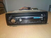 USB Car audio with CD Player CDX-GT424U