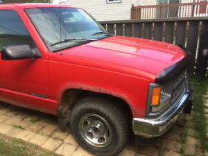 1996 CK pick up for Parts
