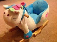 baby weavers rocking horse