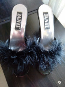 Sexy Marabou Slippers