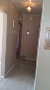 2bedroom apartment one block from SIAST