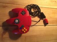 Nintendo 64 - N64 control pad.
