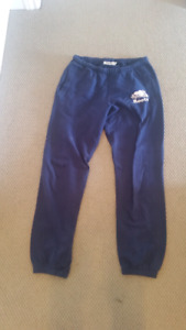 Navy blue roots pants